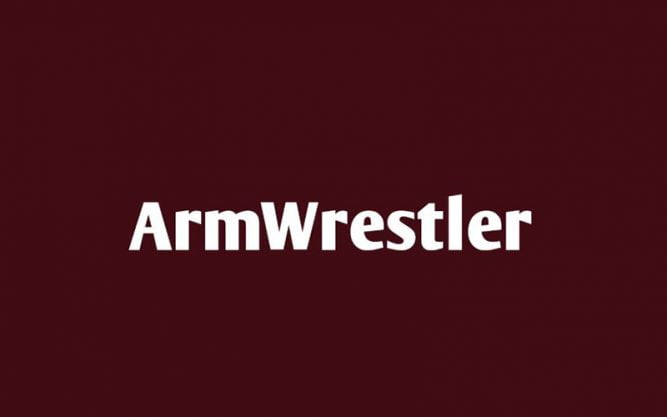 ArmWrestler Font Family Free Download