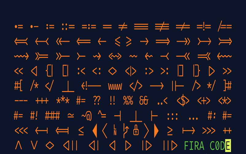 Fira-Code-Font-Family-Download