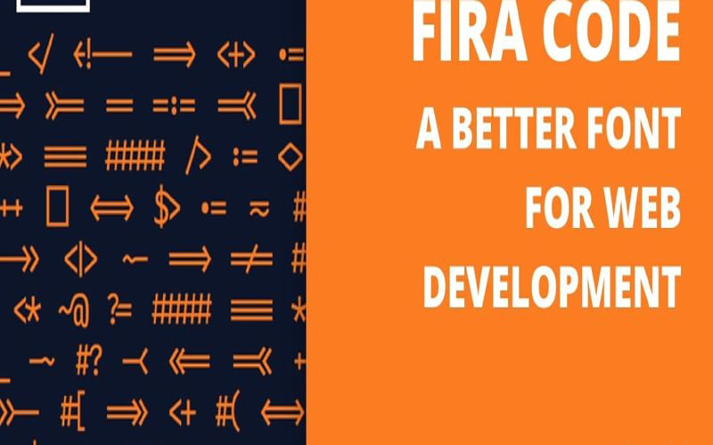 Fira Code Font Free Download