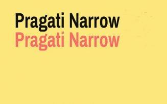 Pragati Narrow Font Family Free Download
