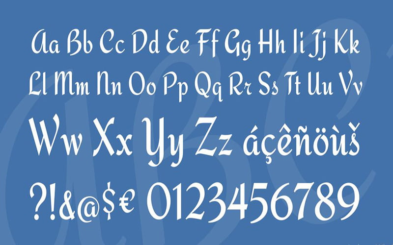 Redressed-Font-Family-Download