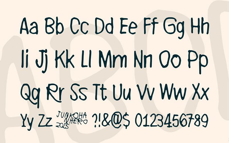 Every-little-thing-that-you-do-Font-Family-Download