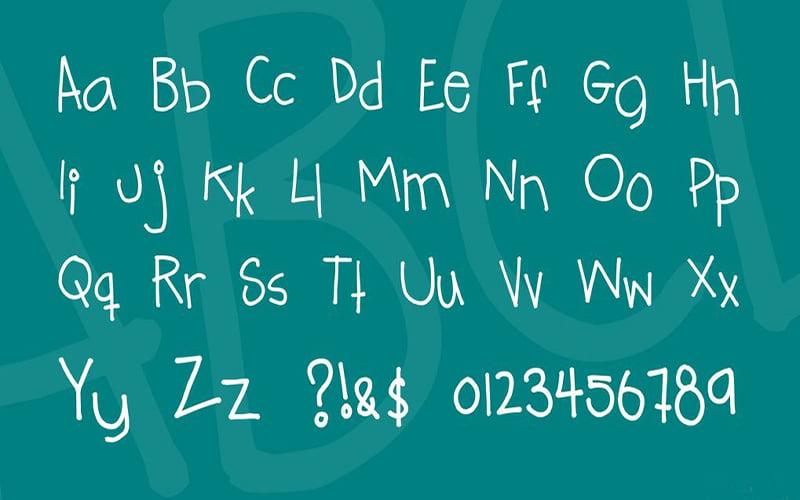 Teenage-Angst-Font-Family-Download