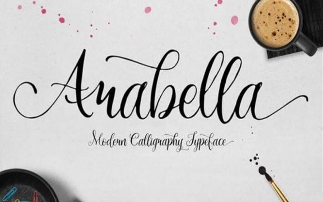 Arabella Font Family Free Download