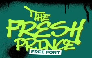 Fresh Prince Of Bel Air Font Family Free Download