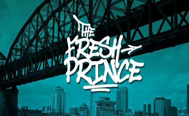Fresh Prince Of Bel Air Font Free Download