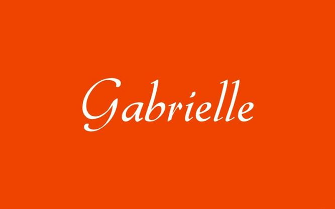 Gabrielle Font Family Free Download