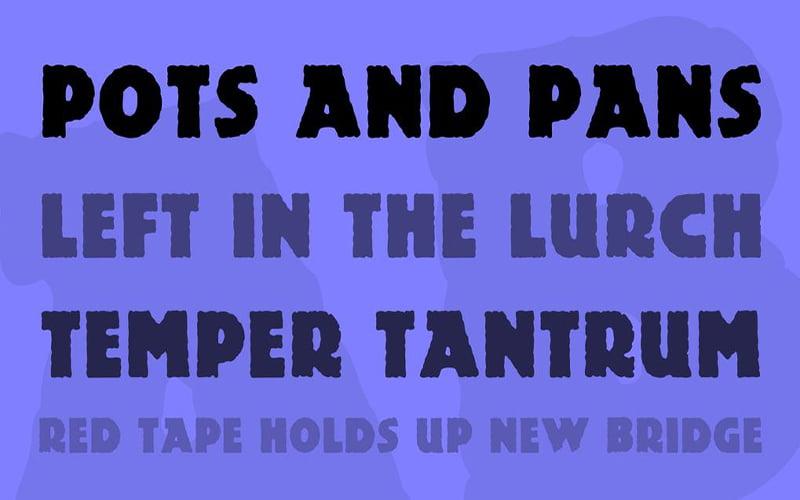 Lemiesz Font Free Download