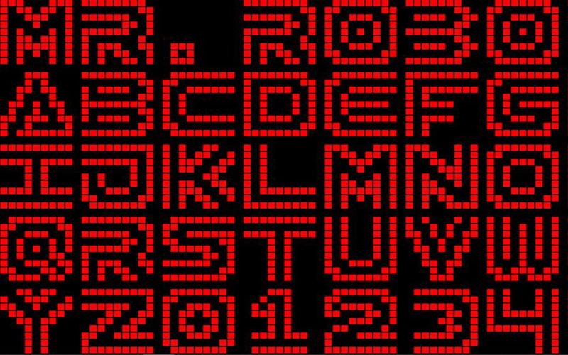 Mr Robot-Font-Family-Download