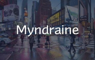 Myndraine Font Family Free Download