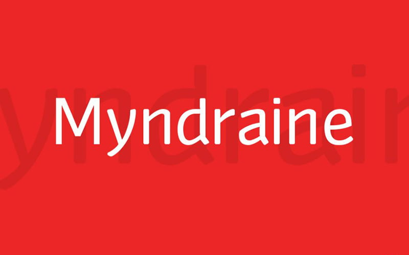 Myndraine Font Free Download