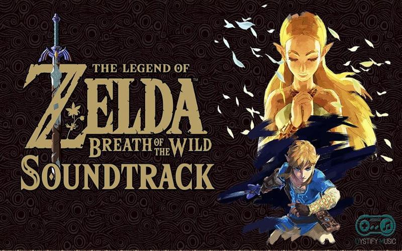 The Wild Breath of Zelda Font Free Download
