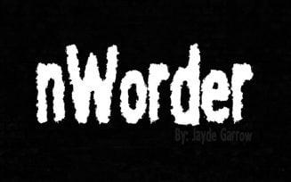 nWorder Font Family Free Download