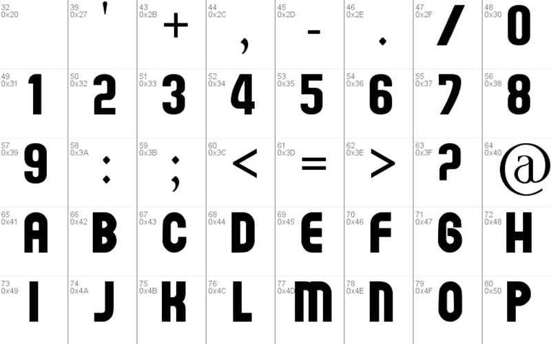 Barcelona-Font-Family-Free-Download