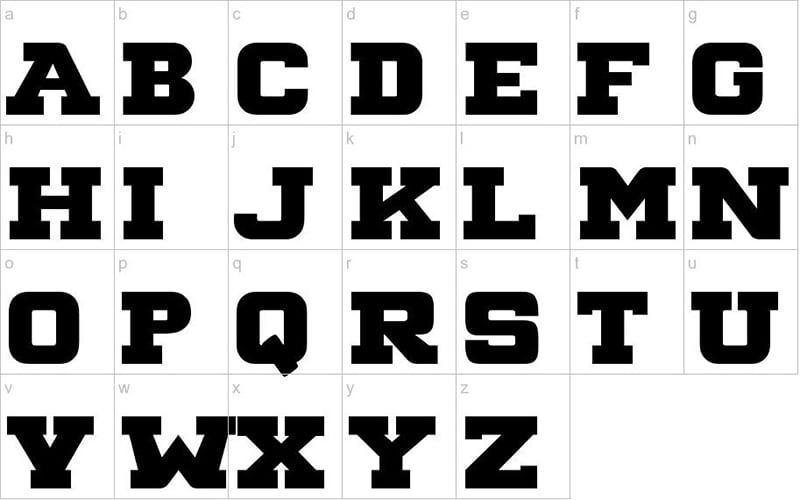 Big-Ten-Block-Font-Family-Download