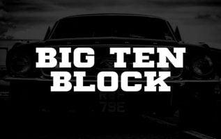 Big Ten Block Font Family Free Download