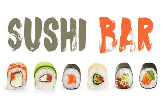 DK Sushi Bar Font Family Free Download