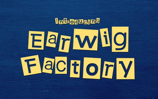 Earwig Factory Font Family Free Download