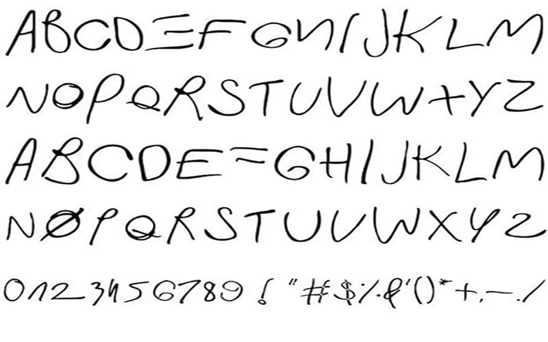 Fast-in-My-Car-Font-Family-Download