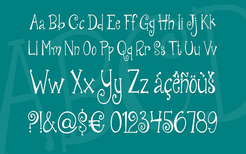 Janda-Quirkygirl-Font-Family-Download