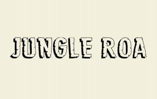 Jungle Roar Font Family Free Download