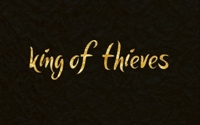 King Of Thieves Font Family Free Download