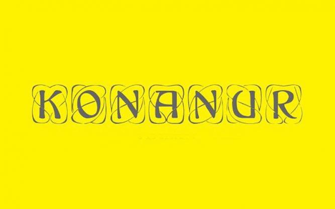 Konanur Font Family Free Download