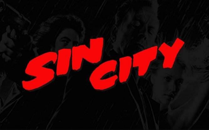 Sin City Font Family Free Download