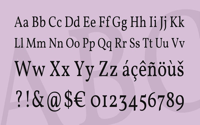 Vollkorn-Font-Family-Download