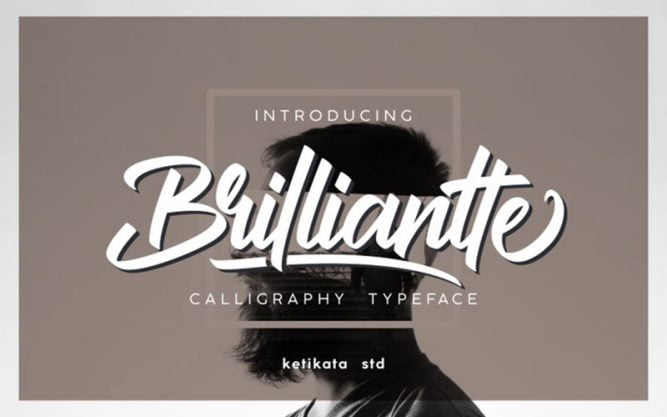 Brilliantte Font Family Free Download