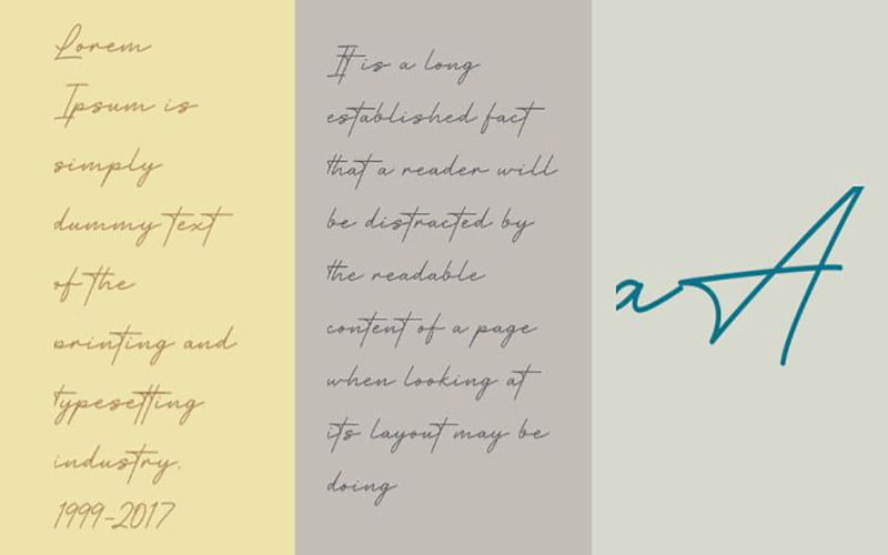 Hertine Font Free Download