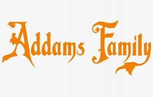 Addams Family Font Family Free Download