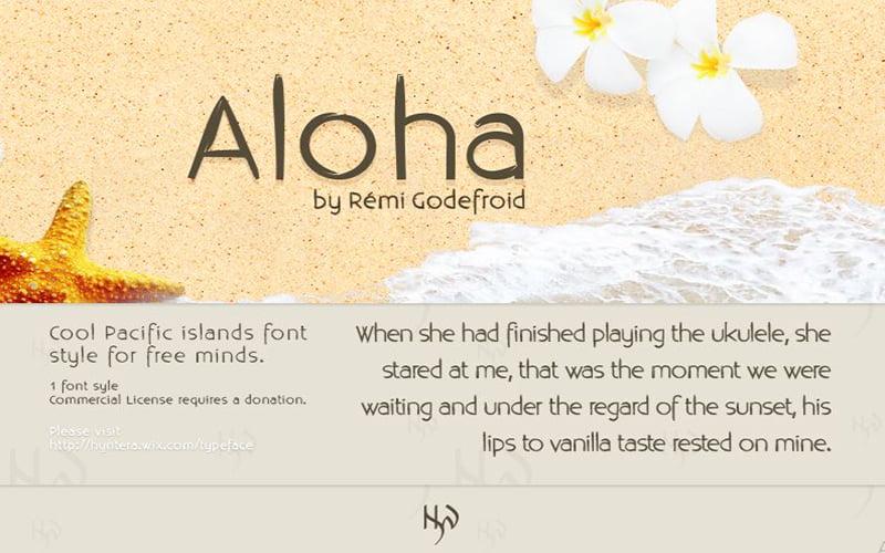 Aloha-Font-Family-Free-Download