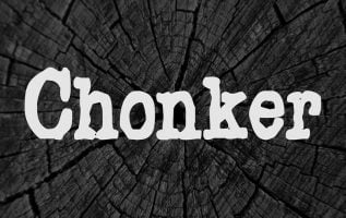 Chonker Font Family Free Download
