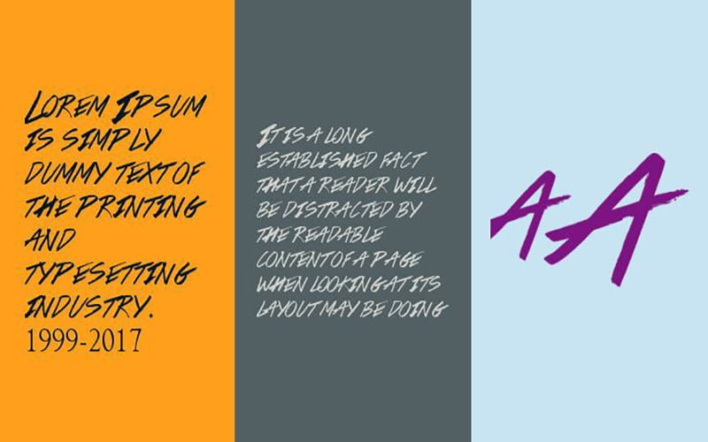 Colors-of-Autumn-Font-Family-Download