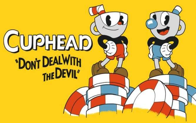 Cuphead Font Family Free Download