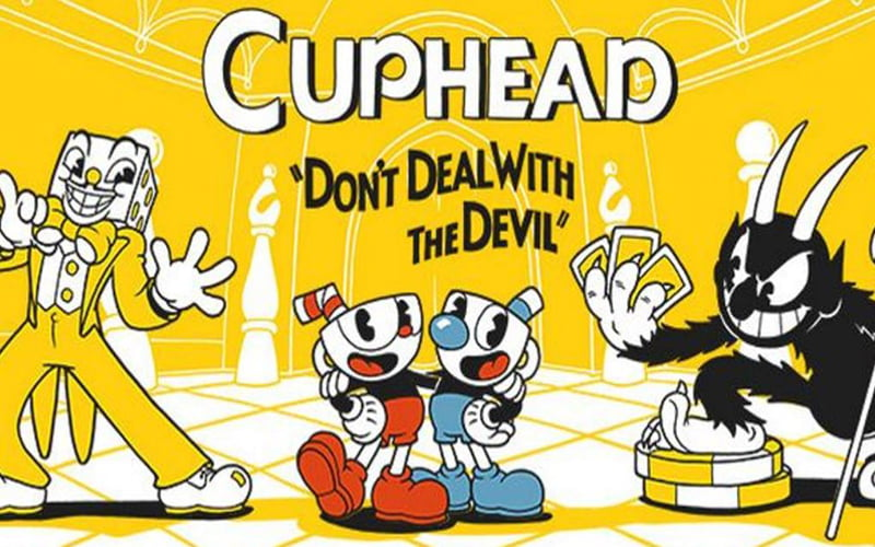 Cuphead Font Free Download