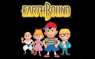 Earthbound Font Family Free Download