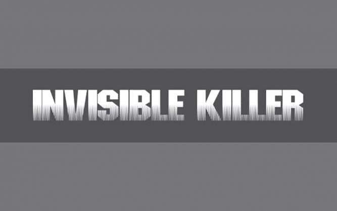 Invisible Killer Font Family Free Download