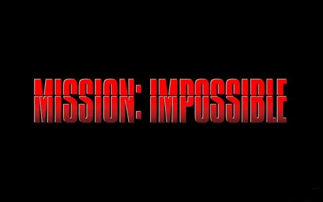 Mission Impossible Font Family Free Download