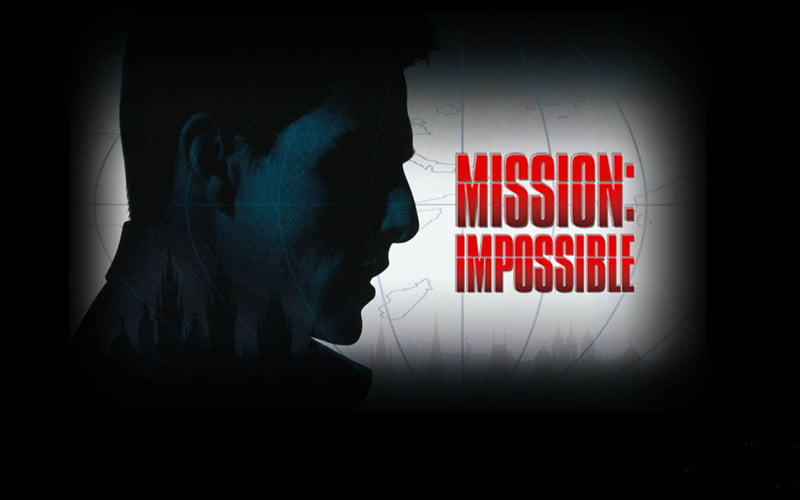 Mission Impossible Font Free Download