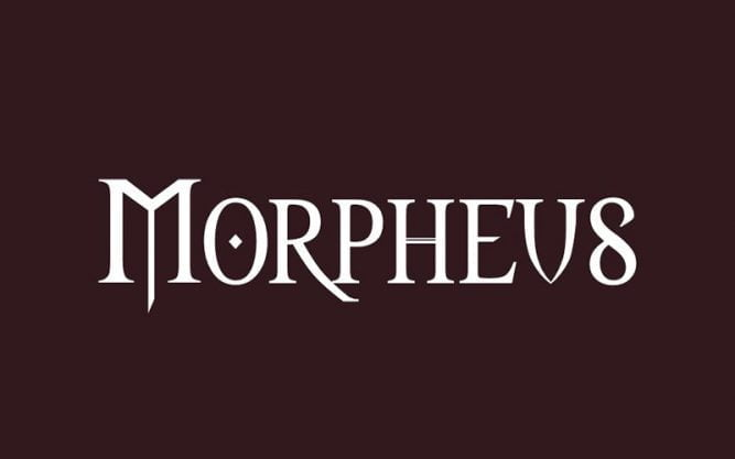 Morpheus Font Family Free Download