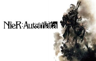 Nier Automata Font Family Free Download