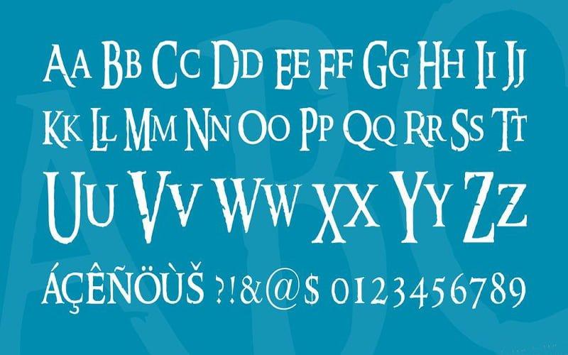 Ringbearer-Font-Family-Download