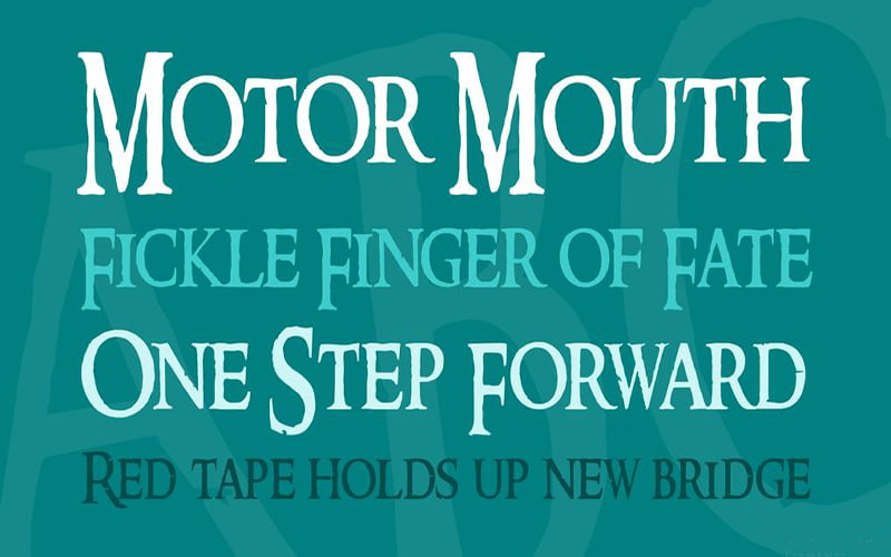 Ringbearer Font Free Download