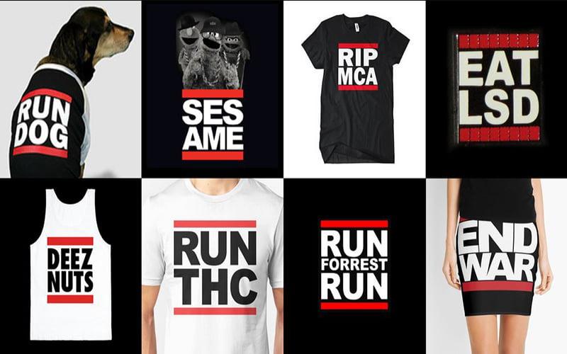 Run D M C Font Free Download
