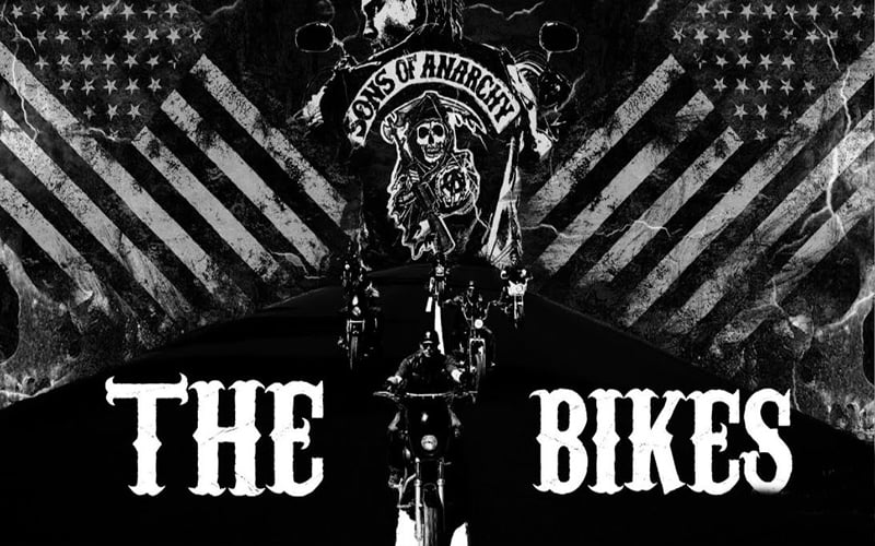 Sons of Anarchy Font Free Download