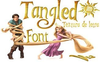 Tangled Font Family Free Download
