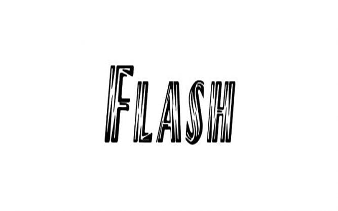 The Flash Font Family Free Download