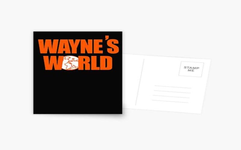 Wayne's-World-Logo-Font-Family-Download